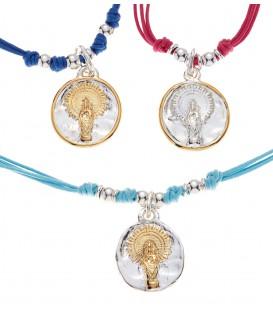 Medallas Virgen del Pilar